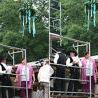 8. Juli 2005, Richtfest