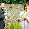 11. Mai 2005, Grundsteinlegung